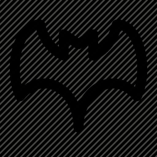 animal, bat, evil, fly, halloween, nocturnal, vampire icon