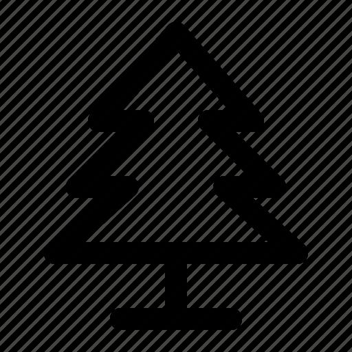 Plant, nature, pine tree, tree, pine, christmas tree, forest icon