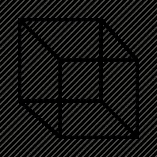 cube, dice, shape icon