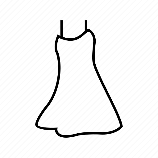 dress, night icon