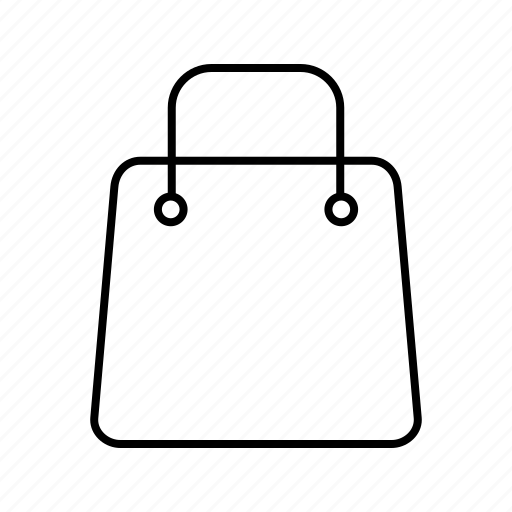bag, shopping icon