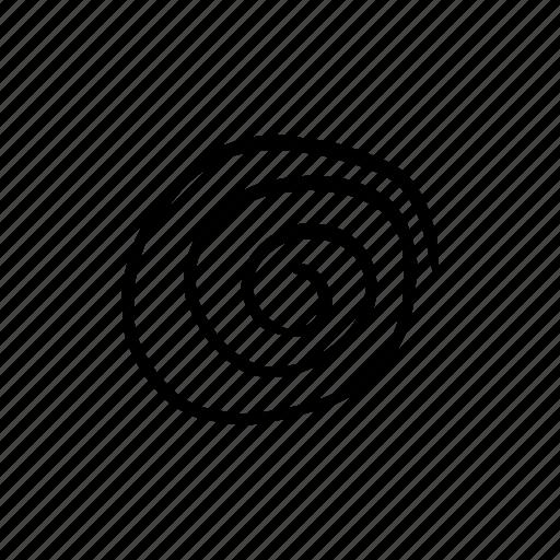 arrow, cartoon, comic, curl, cursor, pointer icon
