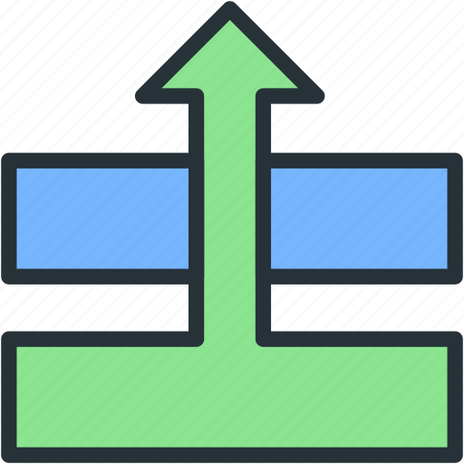 forward, gestures icon