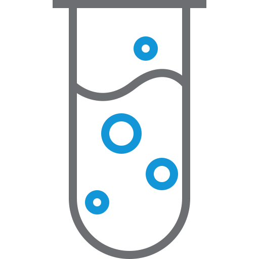 chemical, lab, laboratory, medical, research, test, tube icon