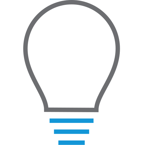 bulb, creative, light, lightbulb, power icon