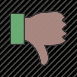dislike, seo icon