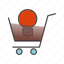ecommerce, marketing, seo, shopping, solutions icon