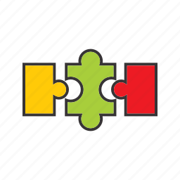 game, puzzle, seo, solution icon
