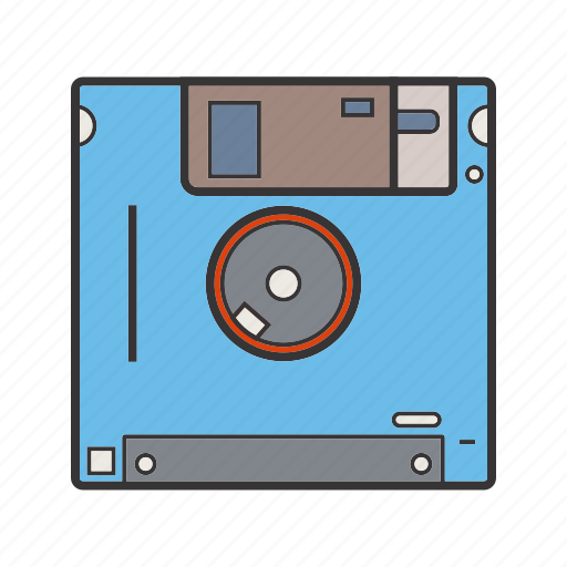 data, disk, file, guardar, save icon
