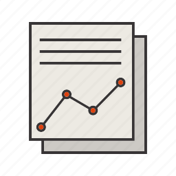 business, chart, marketing, report, seo, web icon