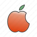 apple, logo, seo, social icon