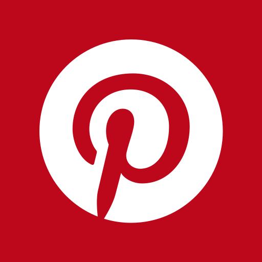 App logo media pinterest popular social web icon - Pinterest mobel ...