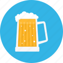 beer, bier, drink, mug, pint icon