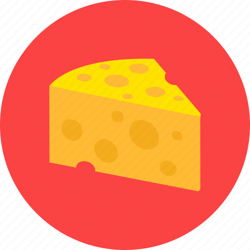cheese, food, meal, restaurant icon