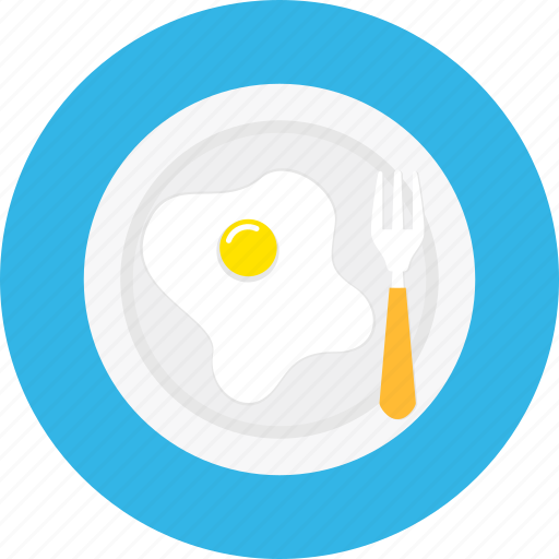 breakfast, cooking, egg, food, omelet icon