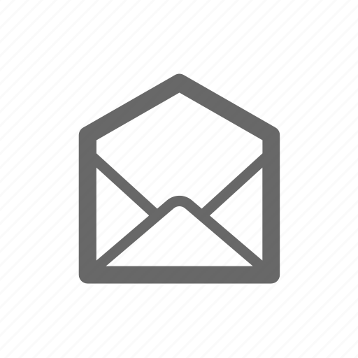 email, envelope, letter, mail, send, write icon