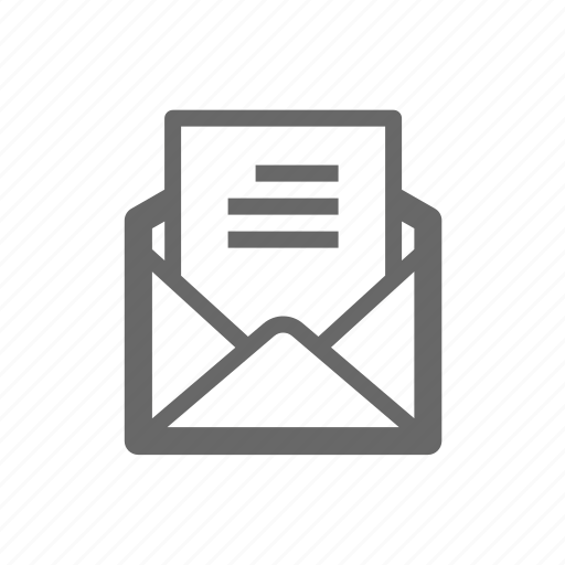 Email, envelope, letter, mail, send, write icon - Download on Iconfinder