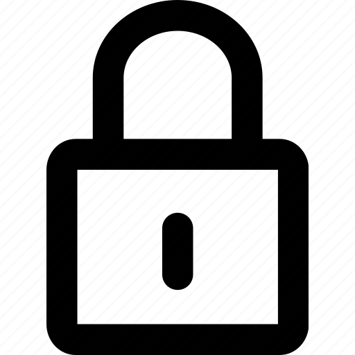 lock, lock locked, locked, locked lock, private icon