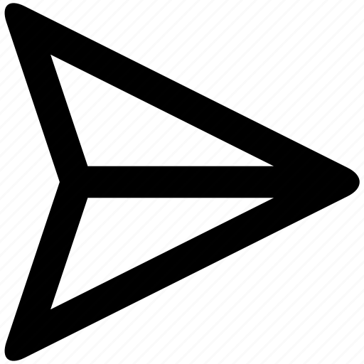 message, paper plane, send, send message, sending icon