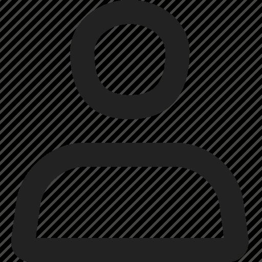 avatar, member, profile, user, user profile icon