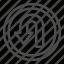 traffic, turn, roadsign, left, arrow, signboard, circle