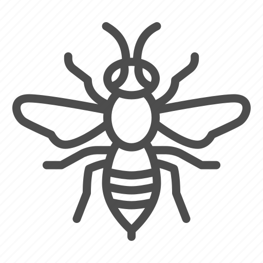 Nature, wasp, bee, insect, wing, fly, sting icon - Download on Iconfinder