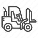 loader, machine, lift, transport, cabin, industrial, vehicle