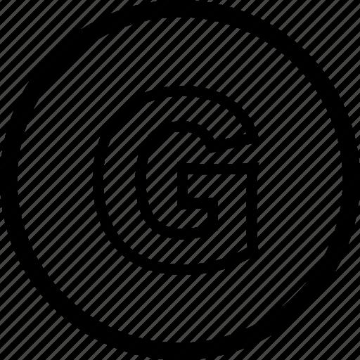 control, green, media, player, remote, round icon