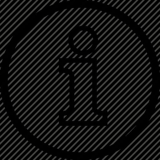 control, information, media, player, remote, round icon