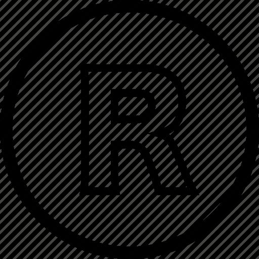 control, media, player, red, remote, round icon