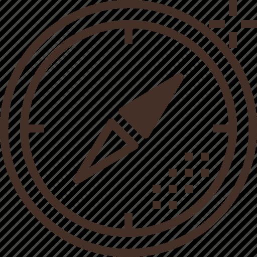 compass, location, navigator, travel icon