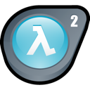 computer game, half life icon