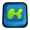 desktop, kazaa, media icon