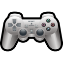 computer game, controller, playstation 3, ps, sony icon