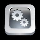 settings, widgets icon