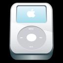 apple, ipod, white icon