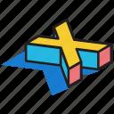 3d alphabet, 3d font, 3d letter, 3d text, 3d w icon