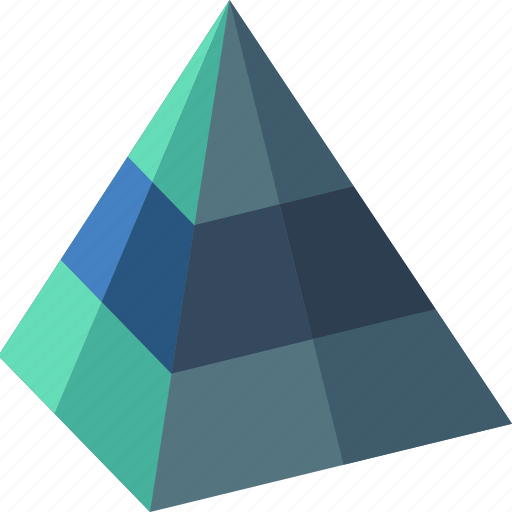 Cad, drawing, interface, modeling, pyramid, tool, wire icon - Download on Iconfinder