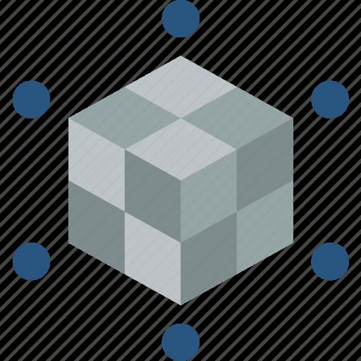 edit, print, printing, shape, three dimensional icon