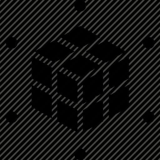 Edit, printing, print, shape, three demensional icon - Download on Iconfinder