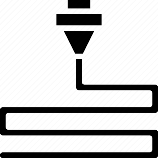 Printing, design, print, shape, three demensional icon - Download on Iconfinder