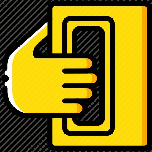 handheld, print, printing, scanner, shape, three dimensional icon