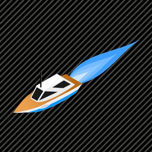 boat, city, vehicle icon