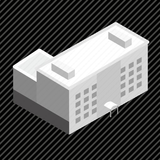 building, city, home icon