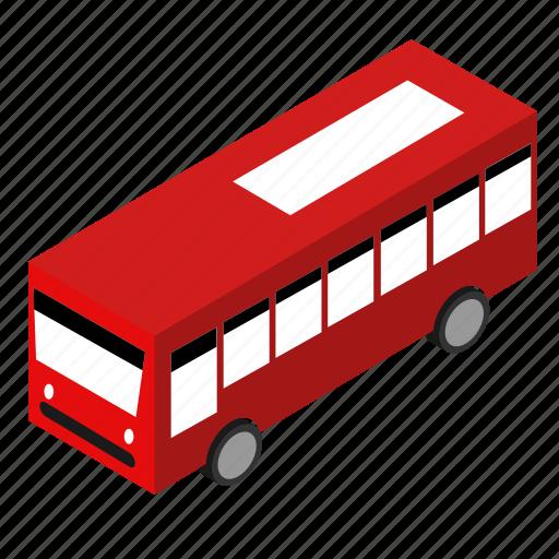 bus, city, vehicle icon