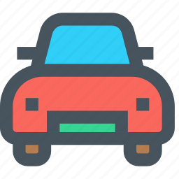 auto, car, road, transport, transportation, travel, vehicle icon