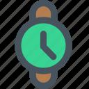 alarm, clock, jewelry, time, timer, watch icon