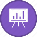 graph, growth, report, statistics icon