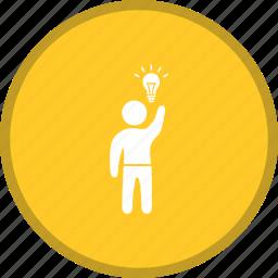 business, idea, seo icon