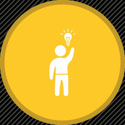 business, creative, finance, idea, seo icon